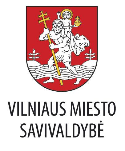"""Vaizdo rezultatas pagal užklausą """"Vilniaus m savivaldybė logo"""""""