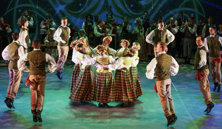 """Tiesioginėje transliacijoje aukoti """"Maltiečiams"""" kvies ir VGTU šokių ansamblis """"Vingis"""""""
