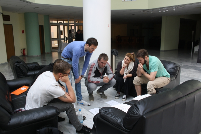 Pastatų energetikos studentai dalyvavo projekte Graikijoje