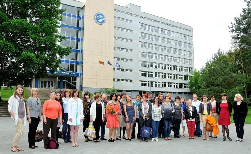 Universitete vyko antroji tarptautinė savaitė