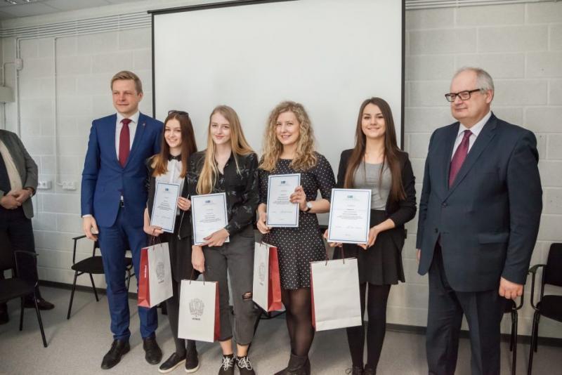 VGTU sutartis su Vilniaus miesto savivaldybe: į miesto plėtros kūrimą įsitrauks ir kūrybiški studentai (papildyta nuotraukomis)
