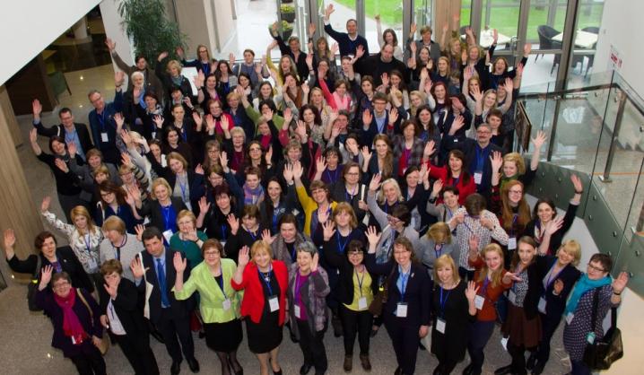 VGTU atstovė – tarptautinėje bibliotekų specialistų konferencijoje