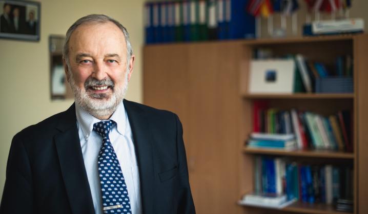 Prof. R. Palšaitis: Lietuvos transporto sistemos potencialas dar neišnaudotas