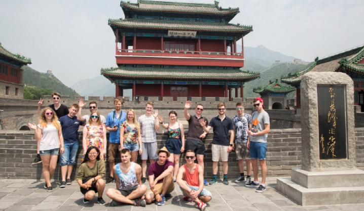 """Kinija studentų akimis – įspūdžiai po praktikos """"Huawei"""""""