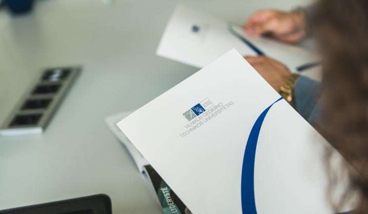 Pirmo etapo rezultatai džiugina – sutarčių su VGTU sudaryta daugiau nei pernai