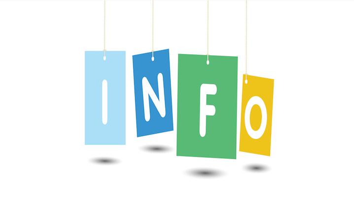 Informacija studentams