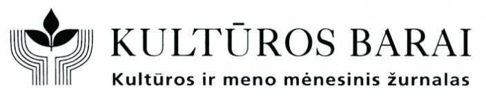 """Žurnalas """"Kultūros barai"""""""