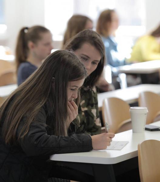 """VGTU Kūrybinių industrijų fakultetas jungėsi prie iniciatyvos """"Karjeros savaitė'17"""""""
