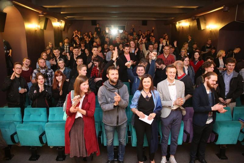 """Unikalu: iššūkyje """"Odisėja72"""" per tris paras sukurta šešiolika naujų filmų"""