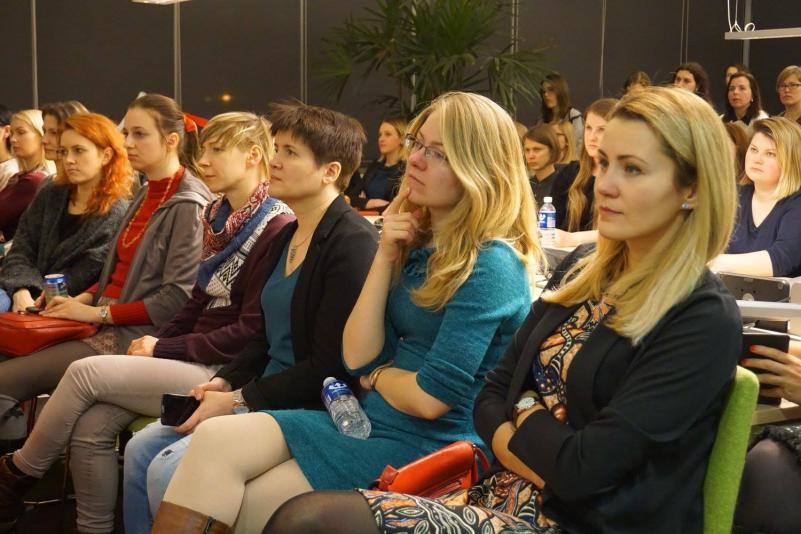 Renginys apie IT ir ne tik:  SEB paslaugų teikimo centras kartu su Vilnius Girls Code bendruomene