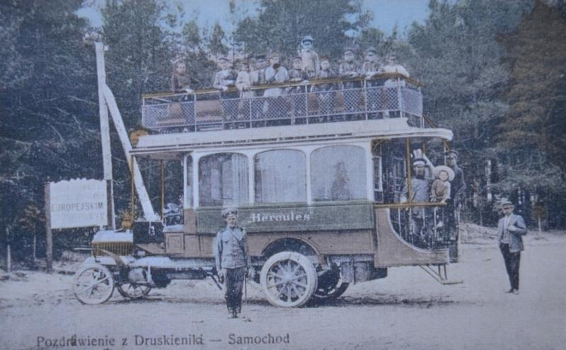 "Exhibition ""From Horse-drawn tram till ""Bugatti"""""