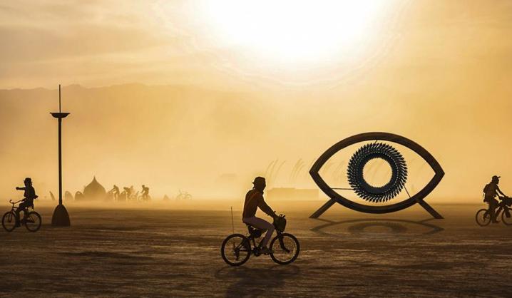 Lithuanian art installation selected for the legendary festival Burning Man