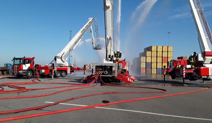 VGTU – saugesnę logistinių procesų aplinką formuojančiame projekte