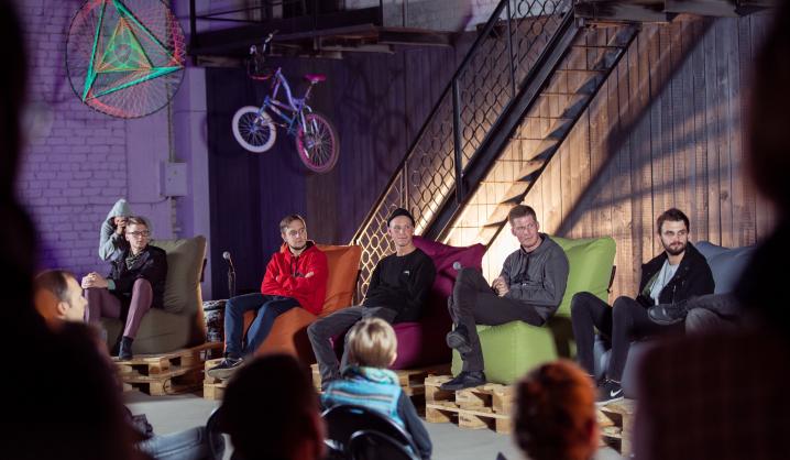 """Iš """"Burning Man"""" grįžę lietuviai: jaučiamas virsmas bendruomenėje"""