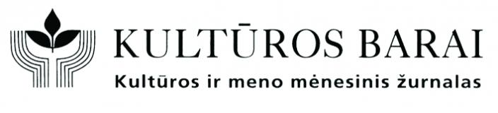 """Kultūros ir meno mėnesinis žurnalas """"Kultūros barai"""""""