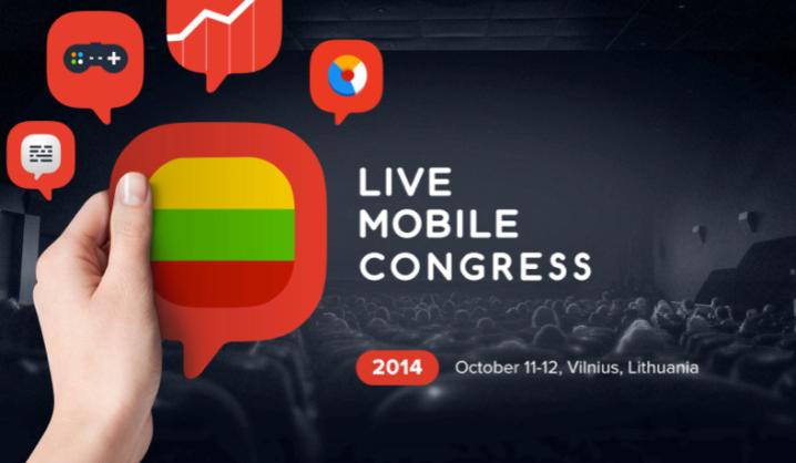"VGTU dalyvaus konferencijoje ""Live Mobile Congress"""