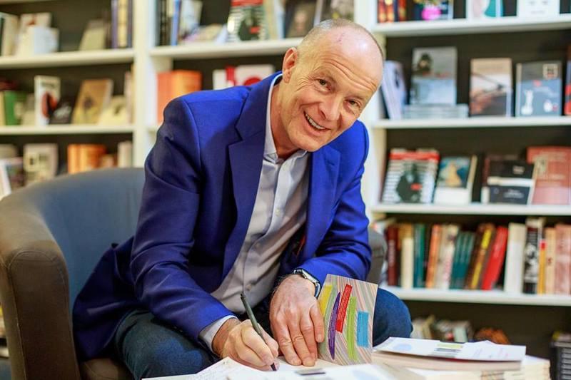 Fakultete viešės kūrybinių industrijų ekspertas iš Jungtinės Karalystės David Parrish