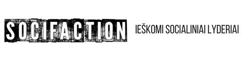 SOCIFACTION programa skelbia socialinių lyderių paiešką