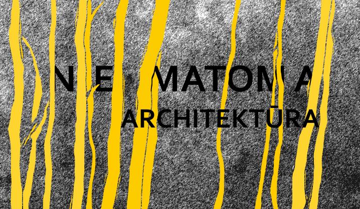 """Kviečiame dalyvauti: architektūrinio piešinio konkursas """"NEMATOMA ARCHITEKTŪRA"""""""