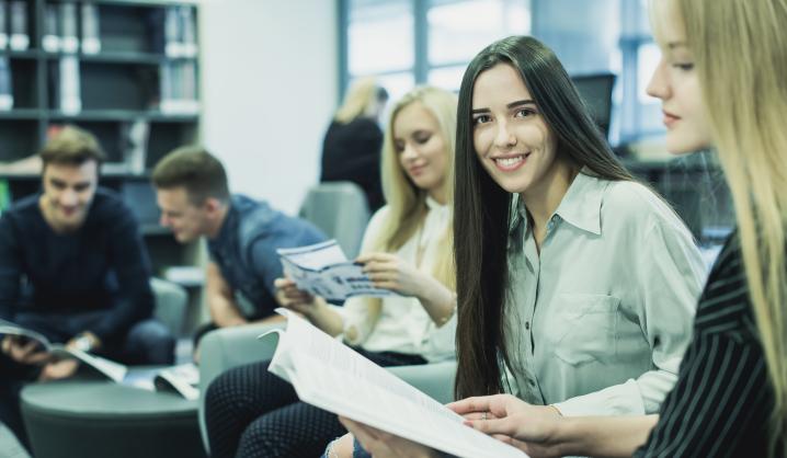 VGTU AGAI bus taikomas inovatyvus kalbų mokymo metodas