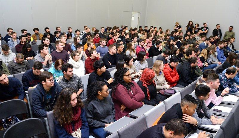 VGTU – orientacinės dienos užsienio studentams