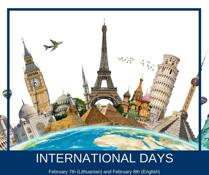 Tarptautinių Dienų renginyje - visi atsakymai apie studijų mainus