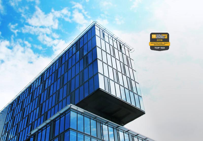 Architektūros studijų kryptyje – VGTU tarp 150 geriausių pasaulio universitetų