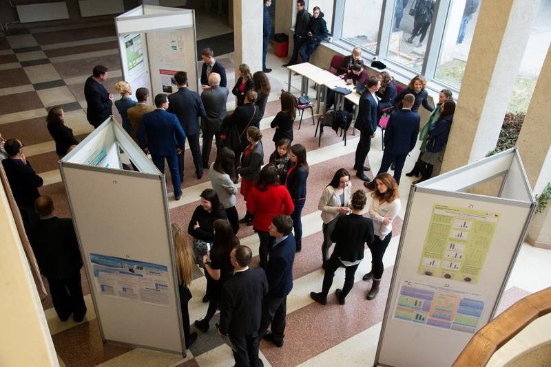 Aplinkos apsaugos ir vandens inžinerijos katedros ir Aplinkos apsaugos instituto organizuojamą konferenciją