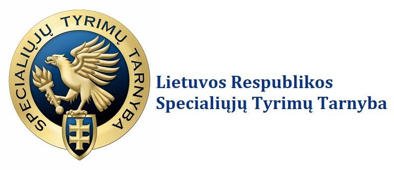 Š. m. kovo mėn. 15 d. vyks vieša LR specialiųjų tyrimų tarnybos atstovų paskaita