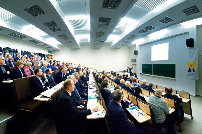 """VGTU vyko 2-oji respublikinė konferencija """"Betonas ir gelžbetonis"""""""