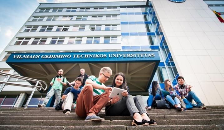 Patvirtintos Vilniaus Gedimino technikos universiteto vidaus darbo tvarkos taisyklės