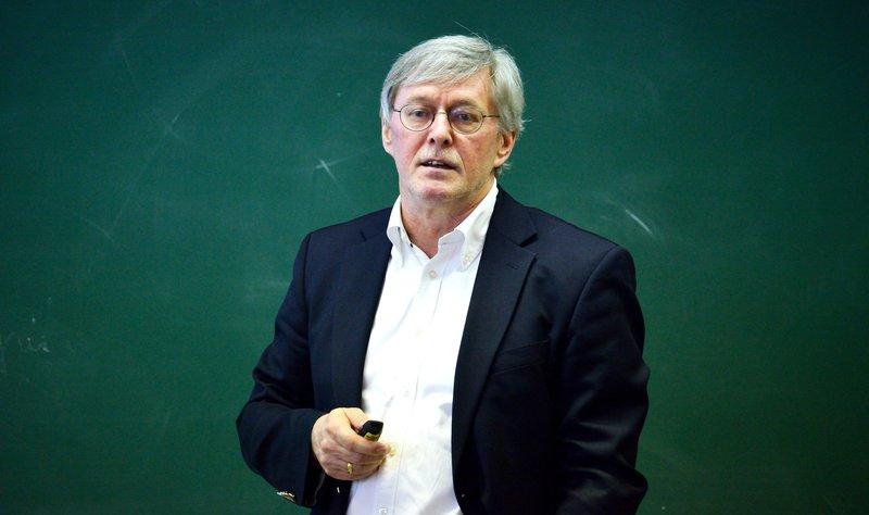 Profesoriaus iš Leipcigo vizitas VGTU Statybos fakultete