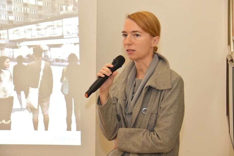 Š. m. balandžio 19 d. viešą paskaitą skaitys profesorė Katarzyna Sadowy (Lenkija)