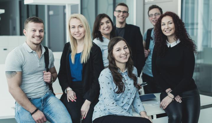 """Skubėk registruotis: projektas """"VGTU absolventai: 100 perspektyvų"""" grįžta"""