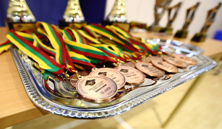 VGTU krepšininkams Lietuvos studentų krepšinio lygos bronza!