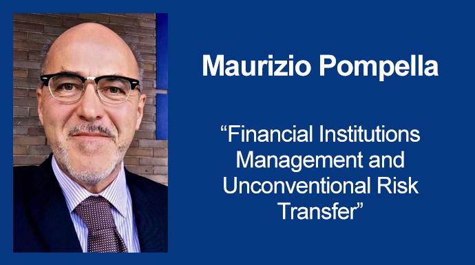 Lecture by Maurizio Pompella