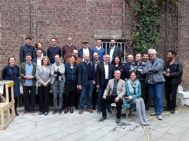 Kraštovaizdžio architektų profesiniam tobulėjimui – atvira diskusija
