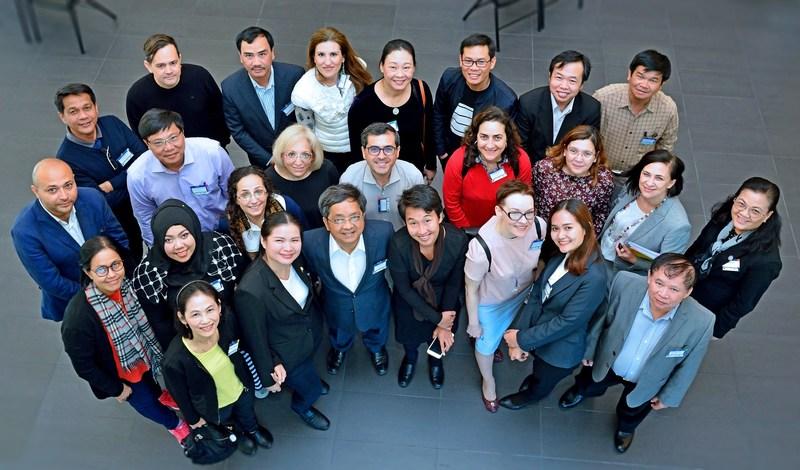 """VGTU vyksta mokymai """"Pietryčių Azijos universitetų strateginis žmogiškųjų išteklių valdymas"""""""