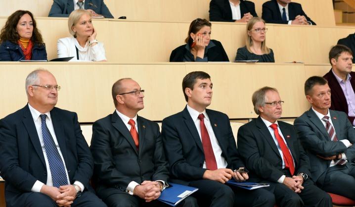 Konferencijoje patirtimi dalijosi pastatų modernizacijos ekspertai