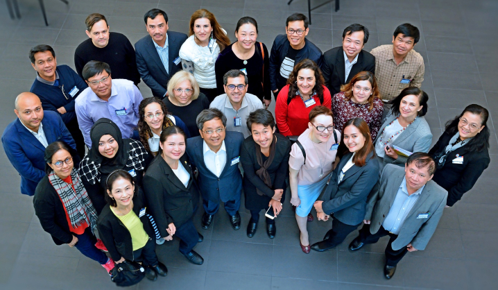 Strategic Human Resources Management for Southeast Asian Universities (HR4ASIA) training in VGTU