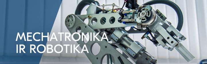 Mechatronika ir robotika