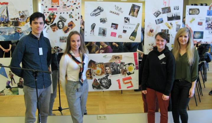 Geriausios socialinio verslo idėjos gimsta VGTU studentų galvose