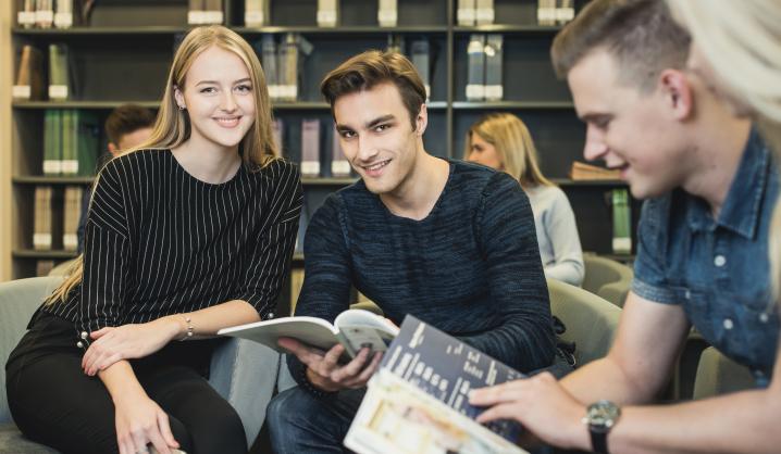 Priėmimas į VGTU bakalauro studijas: aktuali informacija