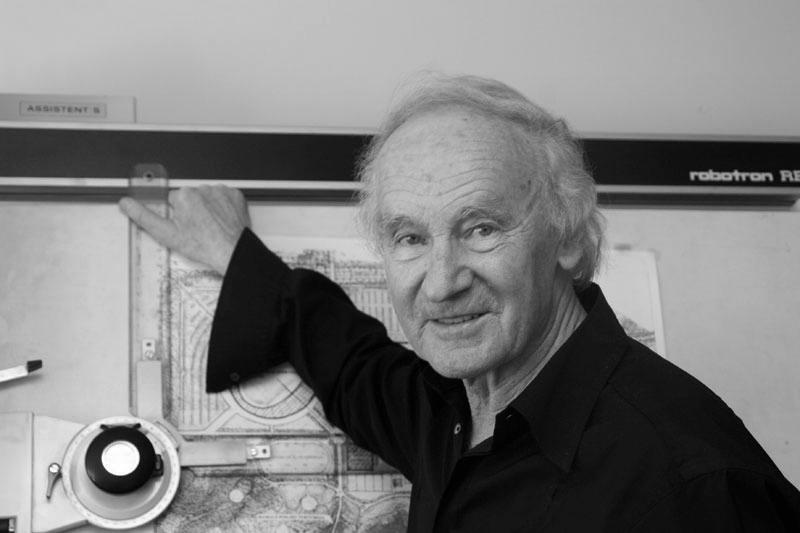 Netekome iškilaus Lietuvos architekto, profesoriaus Algimanto Nasvyčio