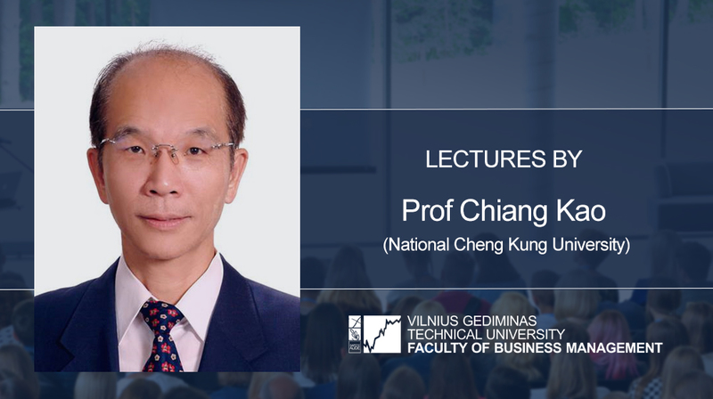 Lectures by Prof Chiang Kao (National Cheng Kung University)
