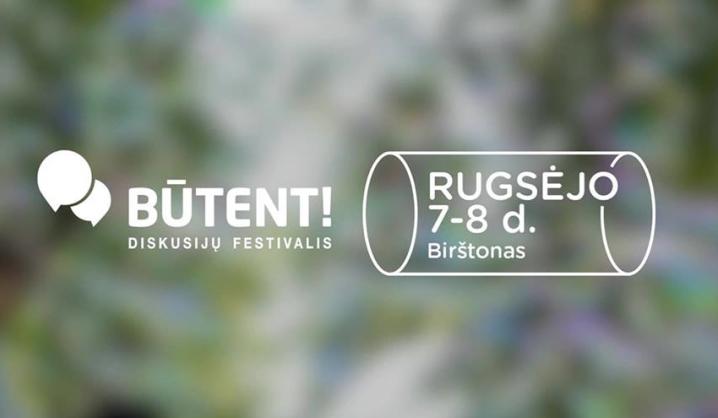 """Diskutuoti apie dronus festivalyje """"Būtent"""" kviečia VGTU AGAI dekanas dr. Justas Nugaras"""