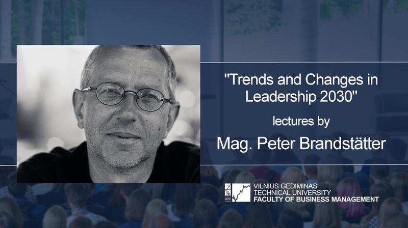Lectures by Mag. Peter Brandstätter