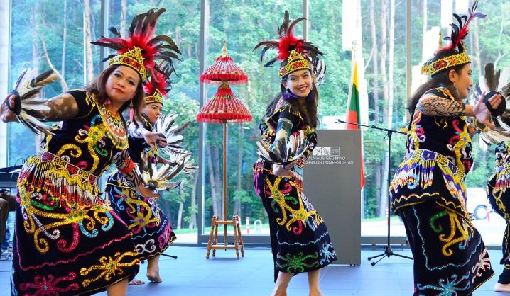 VGTU renginyje - pažintis su Indonezijos kultūra ir virtuve