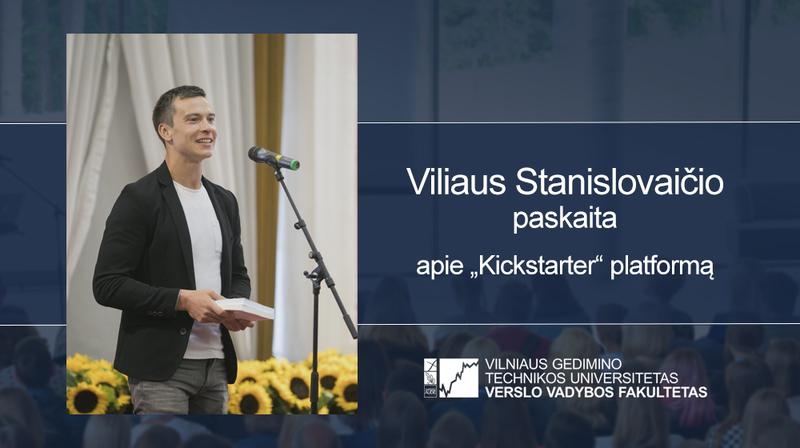 Vyks Viliaus Stanislovaičio paskaita