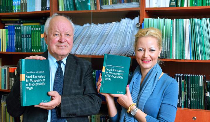 Lietuvos mokslininkų pasiūlymą iš atliekų gaminti biodujas įvertino tarptautinė bendruomenė